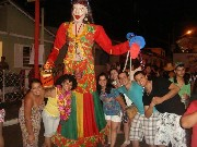 Carnaval s luiz do paraitinga 2 dorm 10 pax